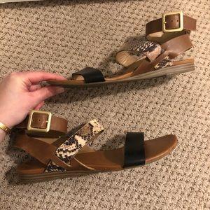 Franco Sarto Ankle Sandal